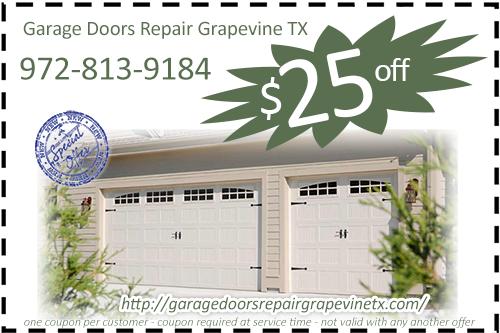 Garage Doors Repair Grapevine TX Coupon